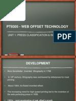 Pt9305 - Web Offset Technology