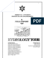 Hydrology Tour III-II