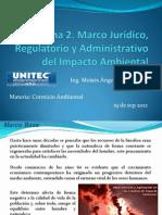 Tema 2, Marco Regulatorio, Normativo y Administrativo