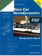 Race Car Aerodynamics - Designing for Speed