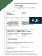 latihan soal javascript kelas XI