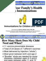 lectie vaccinuri