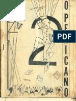 O PELICANO, número 2 de 1963
