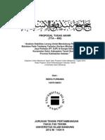 Proposal Indra Purnama
