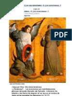 (225) Los sacramentales –5. Los exorcismos .1-