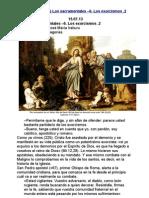 (226) Los sacramentales –6. Los exorcismos .2