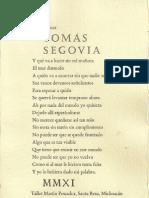 Tomás-Segovia.Adiós al mar