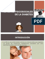Aspectos Psicosociales de La Diabetes