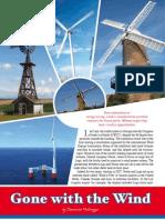 Wind Energy for amusement parks