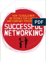 Successful Networking How to Build New Networks for Career and Company Progression