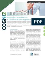Enterprise Consolidation