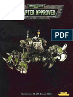 40k Chapter Approved 2004