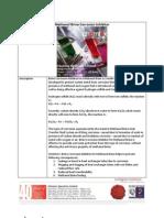 Methanol Brine Corrosion Inhibitor