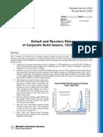 Moody's Report 2005