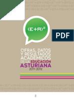 Cifras, datos  y resultados de la educación asturiana