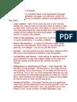 Elements of a Civil Complaint