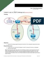 OSPF Challenge LAB
