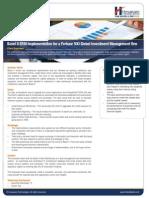 Basel II ERM Implementation