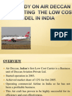Air Deccan Ppt