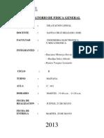 4° Laboratorio de Fisica I - Ley de Hooke y El Cambio de la Energia Potencial (original)
