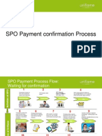 Spo Operating Process