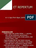 VetR [Dr. Agus Algozi Sp. F]