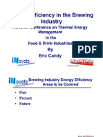 TEM in Food Drink Industry Eric Candy Energy Efficiency in Brewing Industry i5