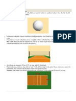 Steps in Volleyball