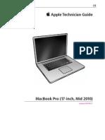 """Manual del macbookpro 17"""""""