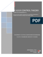 Matlab for Control Theory