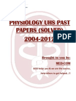 Physio Uhs Solved Past Papers 2nd Year(2)