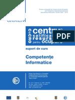 Curs Competente Informatice