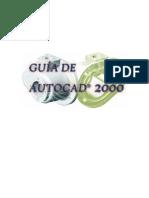 Manual de Autocad 2000