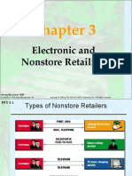 Electronic and Nonstore Retailing