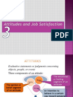Ch 03 Attitudes and Job Satisfaction