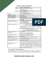 Mahila Margadarshi - NGO Profile