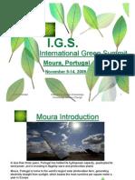 International Green Summit NOV 9-14, 2009