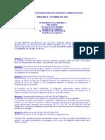 LEY Nº 30007 QUE RECONOCE DERECHOS SUCESORIOS A UNIONES DE HECHO