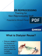 Dialzyer Reprocessing for Non-Reprocessing Staff