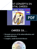 Current Concepts in Etiology of Caries
