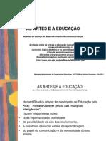 asarteseaeducao-110216104114-phpapp02