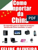 143000207 Como Importar Da China