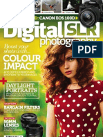 Digital SLR Photography - August 2013