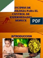 Principios de Epidemiologia Para El Control de Enfermedades