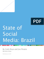State of Social Media - Brazil