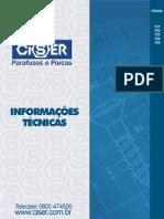 Info_tecnicas - Parafusos
