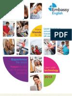 다국적 Embassy brochure global 2013