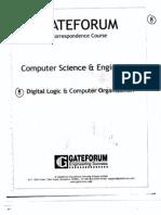 Gate Forum 09 CSE Digital Logic Practice Set