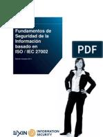 Sample Exam Information Security Foundation Latin American Spanish