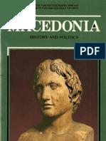 Macedonia - History and Politics (Society for Macedonian Studies)